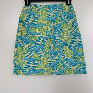 Lily Pulitzer Skirt. Size 2